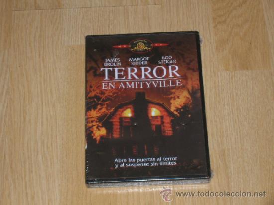TERROR EN AMITYVILLE DVD NUEVA PRECINTADA (Cine - Películas - DVD)