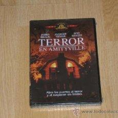 Cine: TERROR EN AMITYVILLE DVD NUEVA PRECINTADA. Lote 295996128