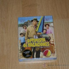 Cine: UN OPTIMISTA DE VACACIONES DVD JAMES STEWART NUEVA PRECINTADA. Lote 180038941