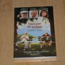 Cine: VAYA PAR DE AMIGOS DVD ROBERT DUVALL RICHARD HARRIS NUEVA PRECINTADA. Lote 134351153