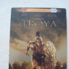 Cine: TROYA. EL MONTAJE DEL DIRECTOR. DVD EDICIÓN METÁLICA. Lote 39241227