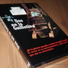 Cine: DOS EN LA GUILLOTINA DVD TERROR NUEVO PRECINTADO A. Lote 194946107