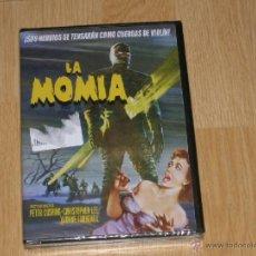 Cine: LA MOMIA DVD PETER CUSHING CHRISTOPHER LEE NUEVA PRECINTADA. Lote 211519054