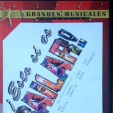 Cine: ESTO SI ES BAILAR (THAT'S DANCING) UN FILM NO ESTRENADO COMERCIALMENTE EN ESPAÑA-. Lote 39345601
