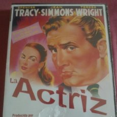 Cine: PELÍCULA EN DVD LA ACTRIZ (1953) - GEORGE CUKOR - JEAN SIMMONS - SPENCER TRACY - TERESA WRIGHT. Lote 39353171