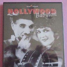 Cine: DVD HOLLYWOOD BABYLON STARPOWER CHARLES CHAPLIN. Lote 40086228