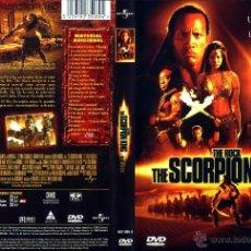 Cine: EL REY ESCORPION. Lote 39481266