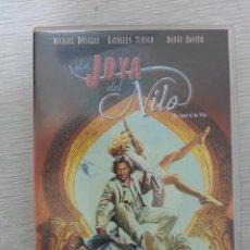 Cine: DVD - LA JOYA DEL NILO -. Lote 39511161
