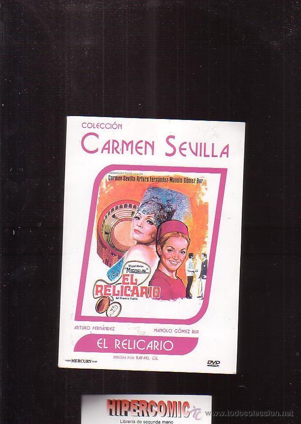 Cine: 3 DVD CARMEN SEVILLA - CINE COMEDIA ESPAÑOLA - VER TITULOS EN FOTOS - Foto 2 - 39529133