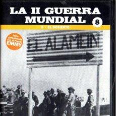 Cine: DVD LA II GUERRA MUNDIAL Nº8 . Lote 39601972