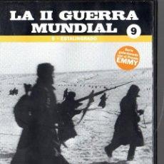 Cine: DVD LA II GUERRA MUNDIAL Nº9. Lote 39601974