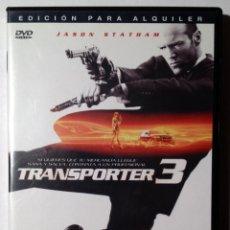 Cine: PELICULA DVD - TRANSPORTER 3. Lote 39663188