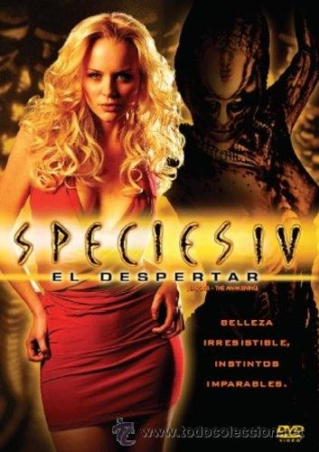 Cine: DVD SPECIES IV EL DESPERTAR - Foto 1 - 39746774