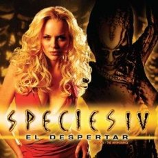 Cine: DVD SPECIES IV EL DESPERTAR. Lote 39746774