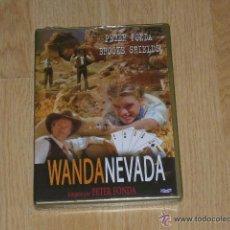 Cine: WANDA NEVADA DVD PETER FONDA BROOKE SHIELDS NUEVA PRECINTADA. Lote 195447653