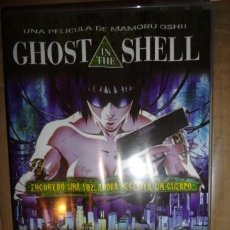 Cine: GHOST IN THE SHELL DVD ANIME MANGA. Lote 39795477
