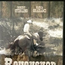 Cine: ROUGHSHOOD (SIN CONTEMPLACIONES)- UN FILM NO ESTRENADO EN ESPAÑA- ROBERT TERLING-GLORIA GRAHAM-. Lote 39811528