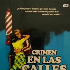 Cine: CRIMEN EN LAS CALLES- DON SIEGEL-CINE NEGRO-FILM NO ESTRENADO COMERCIALMENTE EN ESPAÑA-1956. Lote 39816949