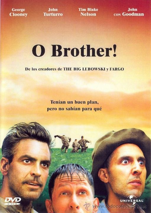 O BROTHER! (Cine - Películas - DVD)