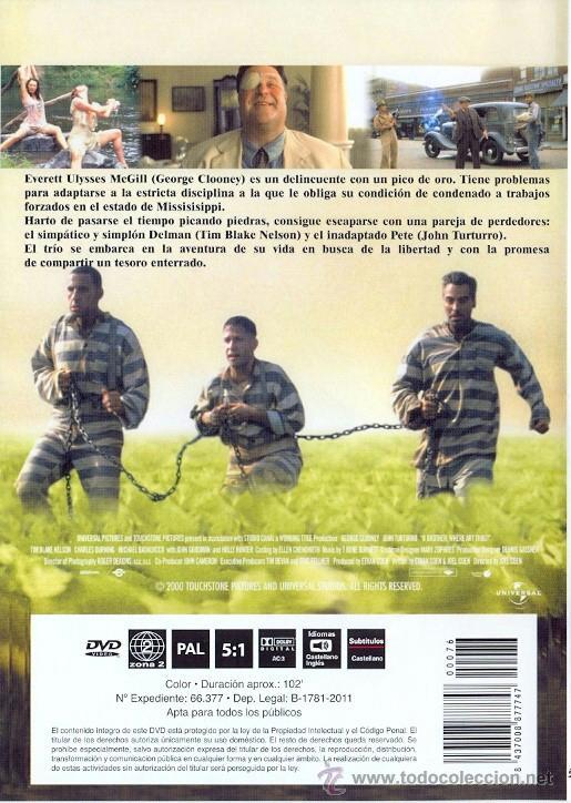 Cine: O Brother! - Foto 2 - 39894525