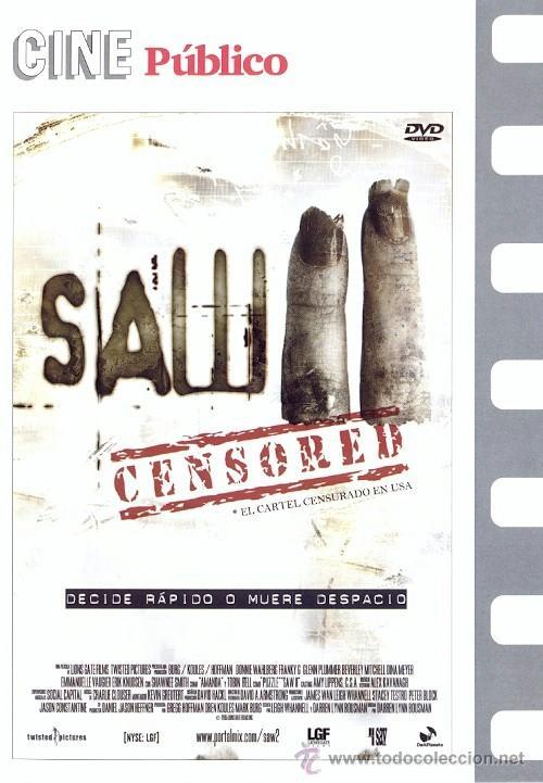 SAW II (Cine - Películas - DVD)