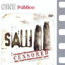 Cine: SAW II. Lote 39895351
