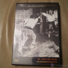 Cine: EL CAPITAN KIDD-ROWLAND V.LEE-DVD-CHARLES LAUGHTON-RANDOLPH SCOTT-1870 62.. Lote 39909803