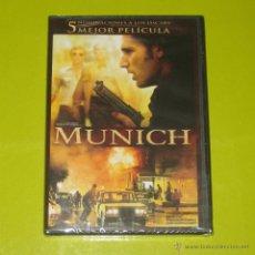 Cine: DVD.- MUNICH - STEVEN SPIELBERG - ERIC BANA - DANIEL CRAIG - PRECINTADA. Lote 44272593