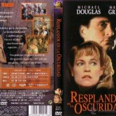 Cine: DVD ORIGINAL * RESPLANDOR EN LA OSCURIDAD *. DESCATALOGADO. PRECINTADO. RARÍSIMO.. Lote 23196748