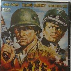 Cine: DVD 5 PARA EL INFIERNO JOHN GARKO - KLAUS KINSKY - MARGARET LEE . Lote 39975260