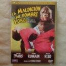 Cine: LA MALDICION DEL HOMBRE LOBO-INCLUYE LIBRETO-CLASICO DEL TERROR-PERFECTA. Lote 40011159