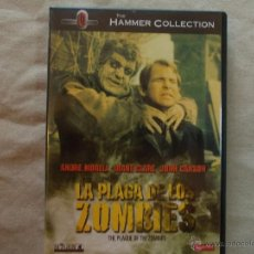 Cine: LA PLAGA DE LOS ZOMBIES-CLASICO DEL TERROR HAMMER- PERFECTA-. Lote 40011577