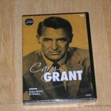 Cine: CARY GRANT EL GALAN DVD MITOS DE HOLLYWOOD NUEVA PRECINTADA. Lote 134351290