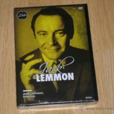 Cine: JACK LEMMON AMERICA DVD NUEVA PRECINTADA. Lote 235173715