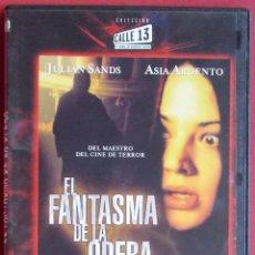 Cine: EL FANTASMA DE LA OPERA - DARIO ARGENTO. Lote 40072267