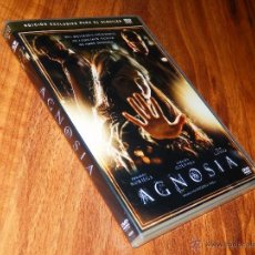 Cine: AGNOSIA EUGENIO MIRA NORIEGA GOENAGA DVD ALQUILER DRAMA ROMANCE ENFERMEDAD R. Lote 194946162