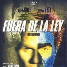 Cine: DVD FUERA DE LA LEY - NUEVO Y PRECINTADO. Lote 40220848