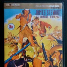 Cine: FLECHA ROTA - DE DELMER DAVES - CON JAMES STEWART, JEFF CHANDLER, DEBRA PAGET... DVD. Lote 40239295