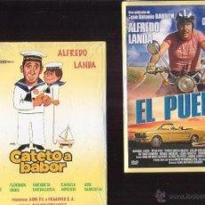 DVD ALFREDO LANDA , LOTE 4 DVD - VER TITULOS EN FOTOS - VER TITULOS EN FOTOS