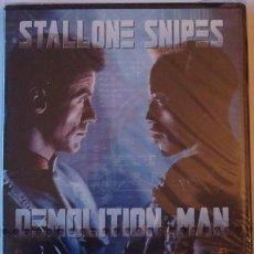 Cine: DVD DEMOLITION MAN STALLONE SNIPES (PRECINTADO) . Lote 40421325