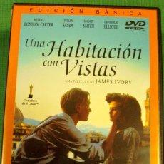 Cine: DVD UNA HABITACION CON VISTAS. Lote 40426306