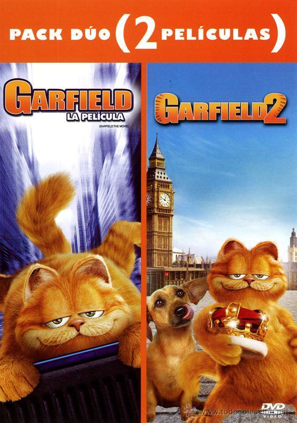 Garfield 2 (2006) película play cine.