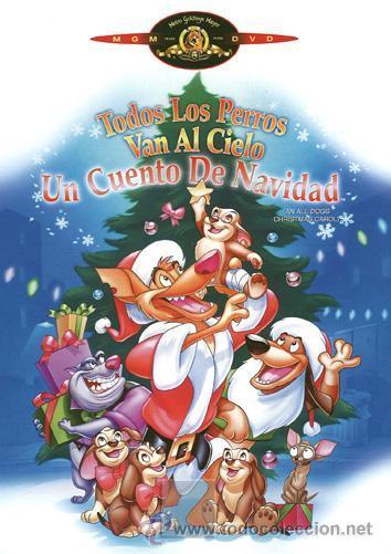 TODOS LOS PERROS VAN AL CIELO. UN CUENTO DE NAVIDAD - DVD (Cine - Películas - DVD)