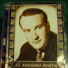 Cine: DVD EL ASESINO POETA 1947 DE DOUGLAS SIRK Y CON GEORGE SANDERS, LUCILLE BALL, CHARLES COBURN, BORIS . Lote 40435104