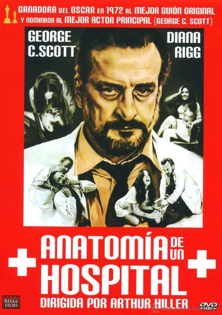 anatomia de un hospital (dvd precintado novedad - Comprar Películas ...