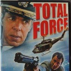 Cine: DVD TOTAL FORCE TIMOTHY BOTTOMS FRANK STALLONE RICHARD LYNCH. Lote 40538220