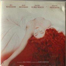 Cine: DVD EL PERFUME HISTORIA DE UN ASESINO-BEN WHISHAW,ALAN RICKMAN,RACHEL HURD - WOOD Y DUSTIN HOFFMAN . Lote 40540065