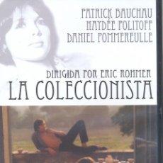 Cine: LA COLECCIONISTA DVD (E.ROHMER) OSO DE PLATA EN BERLÍN.UNA CHICA MUY CARIÑOSA Y...PROVOCADORA (LEER). Lote 40623064