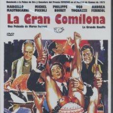 Cine: LA GRAN COMILONA DVD (LA GRANDE BOUFFE) DE MARCO FERRERI (PRECINTADO) LEER. Lote 107670066