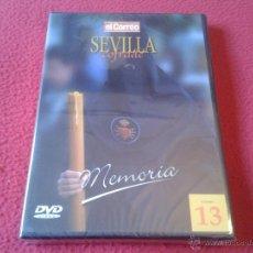 Cine: DVD VIDEO SEVILLA COFRADE EL CORREO DE ANDALUCIA VOLUMEN 13 SEMANA SANTA MEMORIA PRECINTADO NUEVO. Lote 40660525